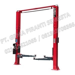 Two Post Lift model gawang INTECH LIft (Lift Untuk Service Mobil)