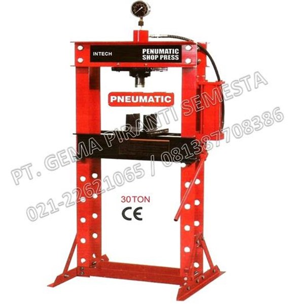 Hydraulic Press 30Ton Alat Press Bearing (dongkrak)