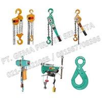 Jual Chain Hoist Manual (Chain Block Takel)