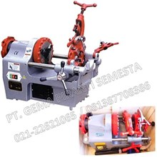 Mesin Alat senai pipa (Pipe Threading Machine)