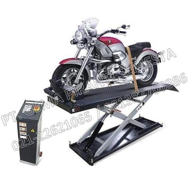 Bike Lift (Lift pengangkat sepeda motor)