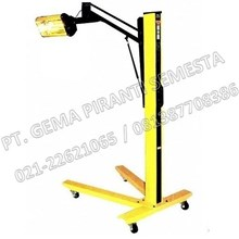 Infrared Light For Paint Spraybooth Oven