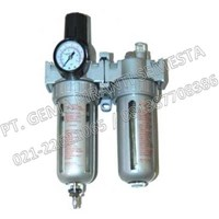 Air Filter Regulator SMC Regulator Penyaring Udara