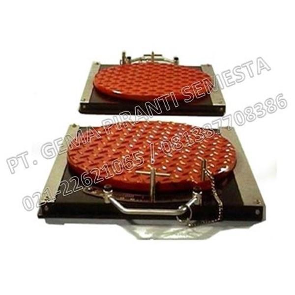 Turn Table Spooring Turning Radius Gauge (suku cadang mesin)