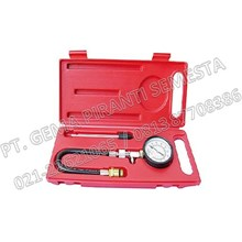 Compression Tester Kit Bensin Alat test kompresi (universal testing machine)