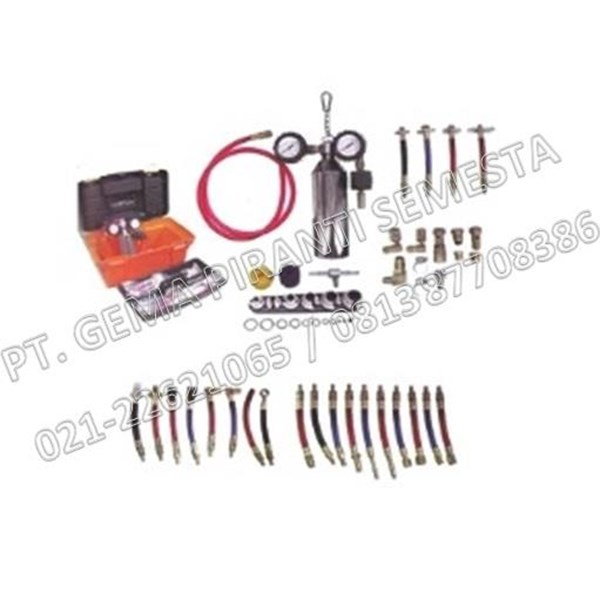 Injector Cleaner Set Wipro Alat pembersih injector