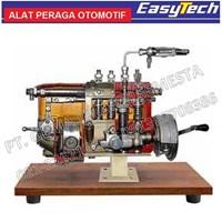 Trainer Pompa Injeksi Diesel In Line Peraga SMK (Alat Peraga Pendidikan) 1