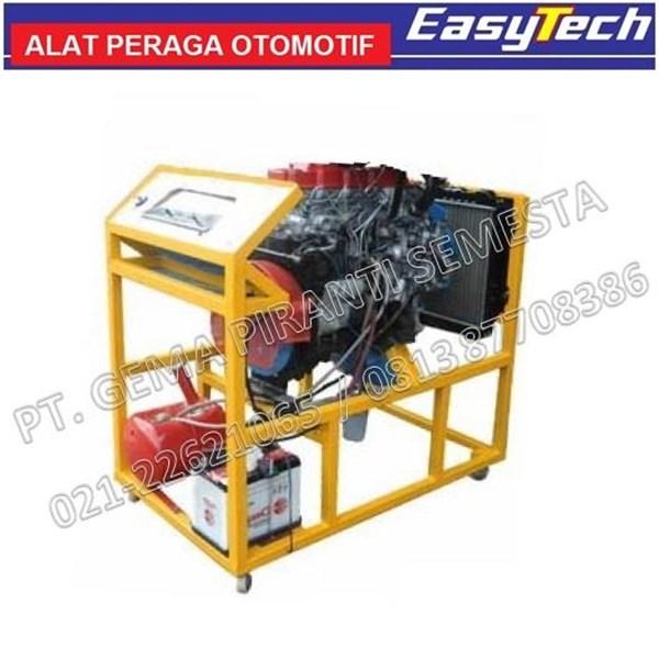 Alat Peraga Pendidikan Trainer Mesin Diesel Indirect Injection Peraga SMK