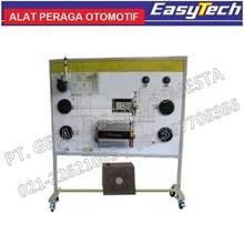 Trainer Audio dan Video Mobil Alat Peraga SMK