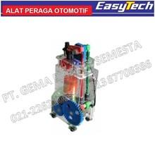 Trainer working principles of gasoline engine 4 St