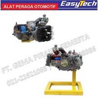 Jual Trainer Sepeda Motor 4Tak Sectional Manual
