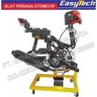 Peraga SMK Sepeda Motor 4 Tak Matic Mesin Carburator 1