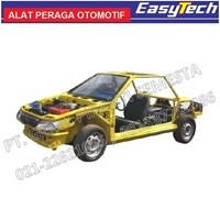 Jual Car Trainer Mesin EFI VVTI Trasmini Manual FWD (Alat Peraga Pendidikan)