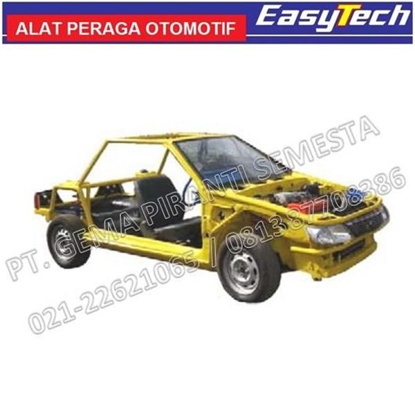 Alat Peraga SMK Mobil Trainer EFI Transmisi Manual FWD