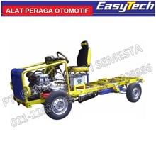 Car Trainer Mesin EFI Transmisi Otomatis RWD