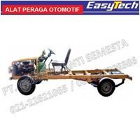 Trainer Mobil EFI Transmisi Manual RWD (Alat Peraga Pendidikan)