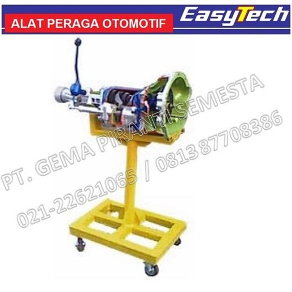 Peraga Transmisi Manual Trainer Transmisi Manual