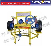 Jual Trainer Power Steering Peraga Otomotif