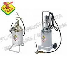 Manual grease Pump & 13kg Pneumatic (pump Grease)