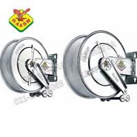 Hose Reel Air Panas Stainless Steel (Hot Water Hose Reel)