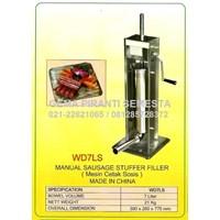 Jual Alat Cetak Sosis (mesin pengolah daging & unggas)