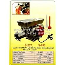 Mesin Giling Daging (Mesin Pengolah Daging & Unggas)