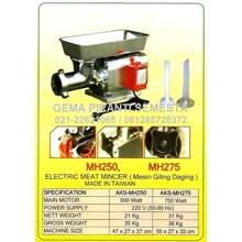 Mesin Penggiling Daging (Mesin Pengolah Daging & Unggas)