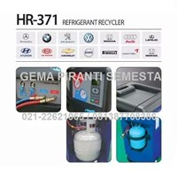 Dari Car AIR CONDITIONING cleaning machine HR-371 (Refrigerant Recycler) 1