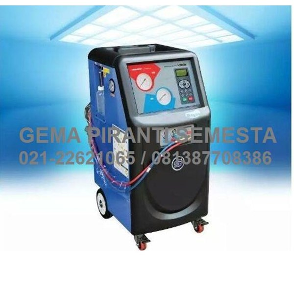 Car AIR CONDITIONING cleaning machine HR-371 (Refrigerant Recycler)