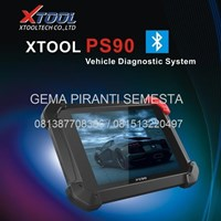Scanner Xtool PS90 Diagnosis System Heavy Duty (Scanner Mobil Xtool PS90)