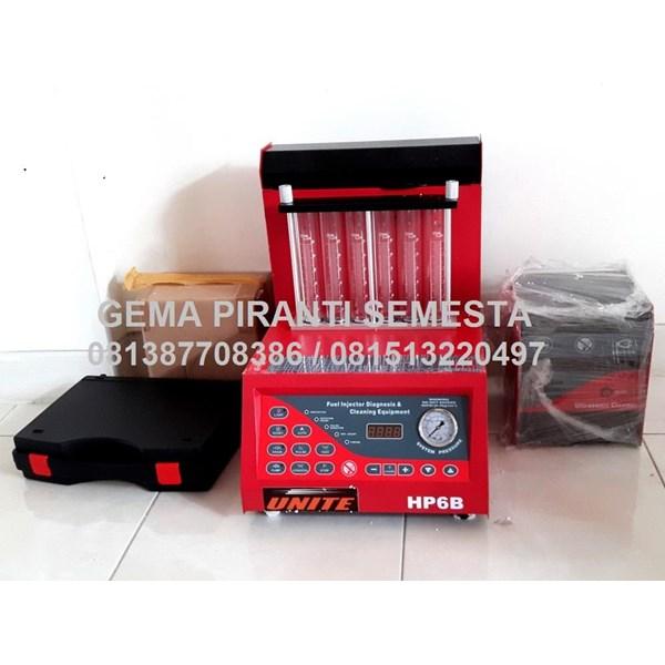 Injector Cleaner & Tester Unite HP6B (Injektor Cleaner 6 silinder)