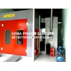 Cat Oven Body Repaired Mobil Double Blower INTECH (Spraybooth INTECH Double Blower) 1