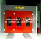 Cat Oven Body Repaired Mobil Double Blower INTECH (Spraybooth INTECH Double Blower) 4