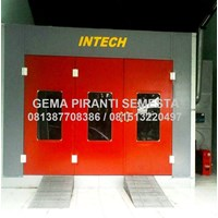Beli Cat Oven Body Repaired Mobil Double Blower INTECH (Spraybooth INTECH Double Blower) 4