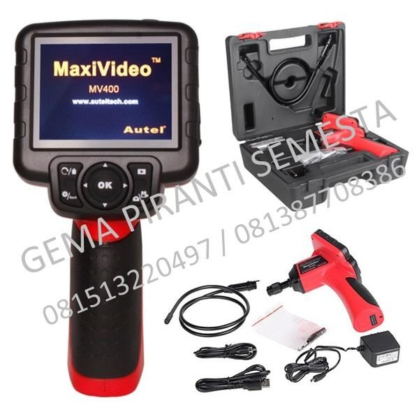 Autel Digital Videoscope Alat Test Kerusakan Mobil (Diagnostic Tools)