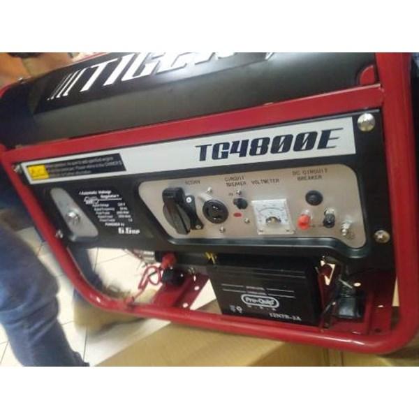 Genset Bensin Portable (Generator Set Listrik)