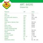 Dispenser Pompa Gemuk (Grease Kit Dispensing) Raasm art no. 64195 2