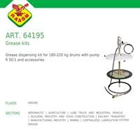 Grease Dispensing Kit