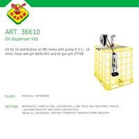 Dispenser Oli Raasm art no.36610 Oil Dispensing Kits