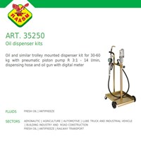 Raasm art no.35250 Oil Dispencer Kits (Dispenser Oli Raasm)