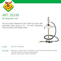 Oil dispencer Kits Raasm art no.35249 (Dispenser Oli Raasm)