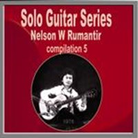 Jual Solo Guitar Series Nelson W Rumantir Compilation 5
