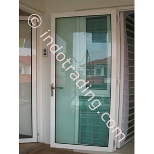Pasang Pintu Aluminium By PT Alumindo Cipta Cakrawala