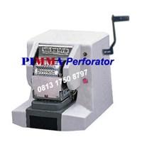 Jual Mesin Perforator Pimma Tp-300 Elektrik Manual