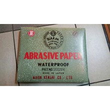 Abrasive Paper Waterproof