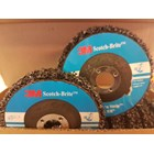 3M Clean Strip Scotch Brite 1