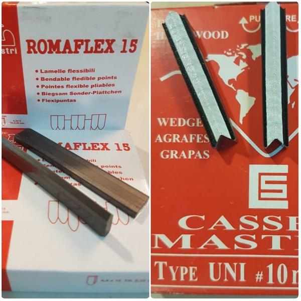 Staples bingkai Romaflex-Wedges