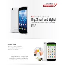 Smartfren New Andromax V