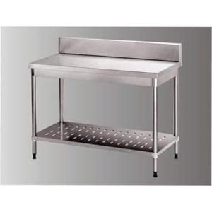 Jual meja kitchen stainless harga murah medan oleh cv for Jual kitchen set stainless steel