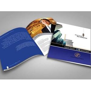 Jasa Desain Annual Report By PT  maximapromedia